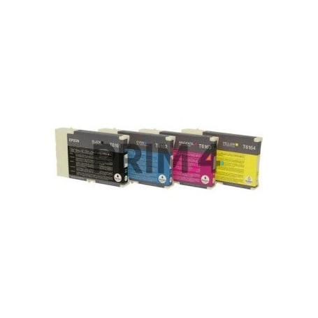 T6161BK C13T616100 Nero 76ml Cartuccia a pigmenti Compatibile per Plotter Epson B300, B310N, B500DN, B540DN