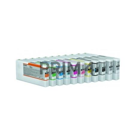 T6365LC 700ml Light-Cyan Pigment Cartuccia Plotter Compatibile Epson Pro7890,7900,9890,9900 C13T636500