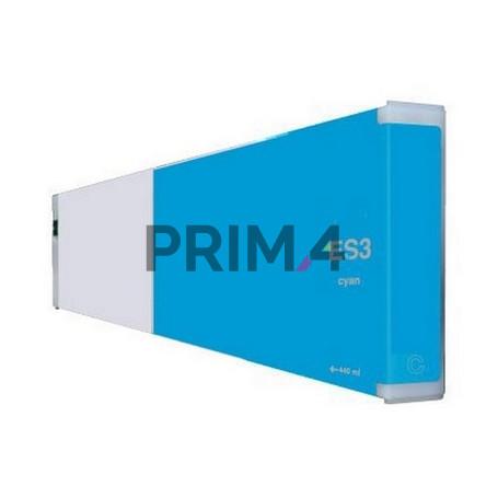 ES3C 440ml Cyan Solvente Ink Cartuccia Plotter Compatibile Mimaki JV33,JV5,CJV30