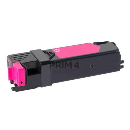 106R01332 Magenta Toner Compatibile con Stampanti Xerox Phaser 6125, 6125N -1k Pagine