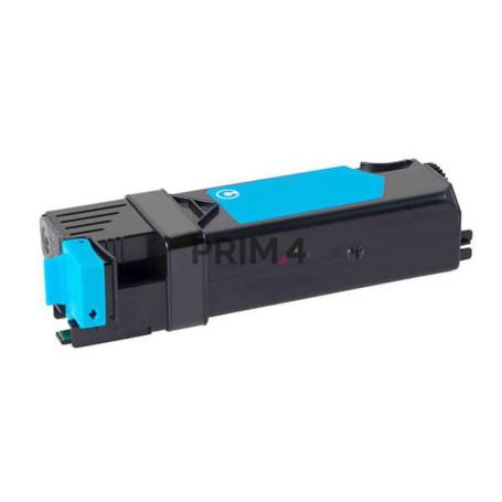 106R01331 Ciano Toner Compatibile con Stampanti Xerox Phaser 6125, 6125N -1k Pagine