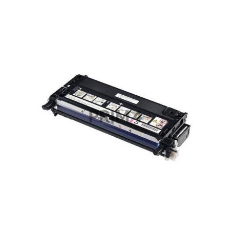 106R01395 Nero Toner Compatibile con Stampanti Xerox Phaser 6280VNM, 6280VDNM -7,7k Pagine
