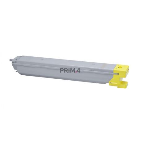 CLT-Y809S Giallo Toner Compatibile con Stampanti Samsung CLX9201, CLX9251, CLX9301, C9201 -15k Pagine
