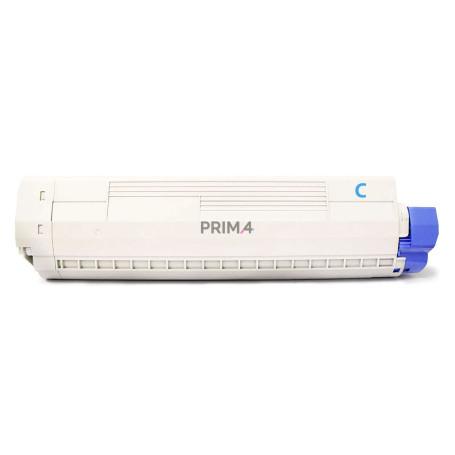 43487711 XXL Ciano Toner Compatibile con Stampanti Oki 8600, 8800DN series -6k Pagine