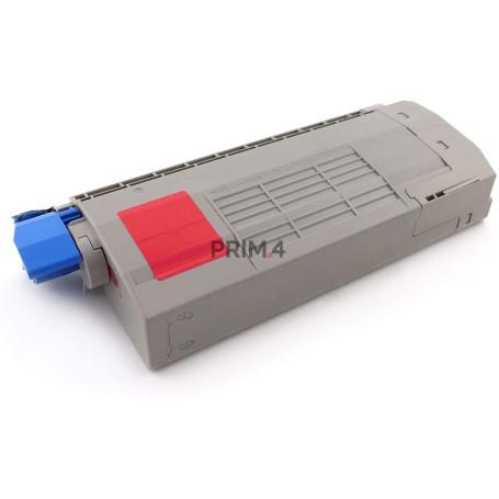 46507614 Magenta Toner Compatibile con Stampanti Oki C712n C712dn -11.5k Pagine