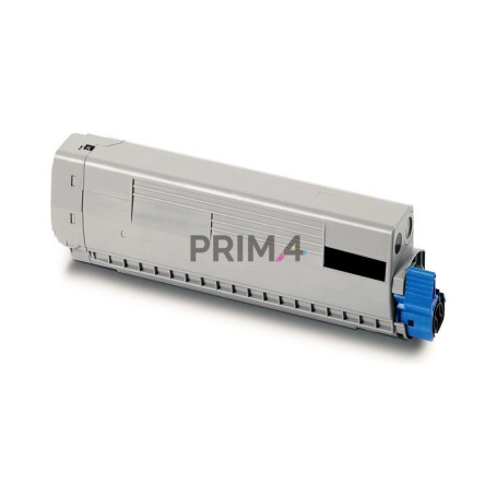 44059168 Black Toner Compatible with Printers Oki MC851, MC851cdtn, MC861, MC862 -7k Pages