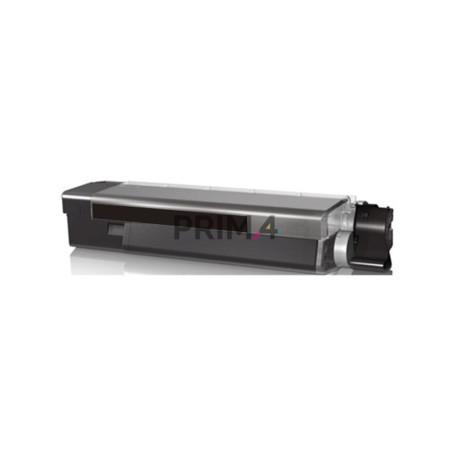 Nero Toner Compatibile con Stampanti Oki C3100, C3200, C5100N, C5200N, C5300, C5400 -3k Pagine