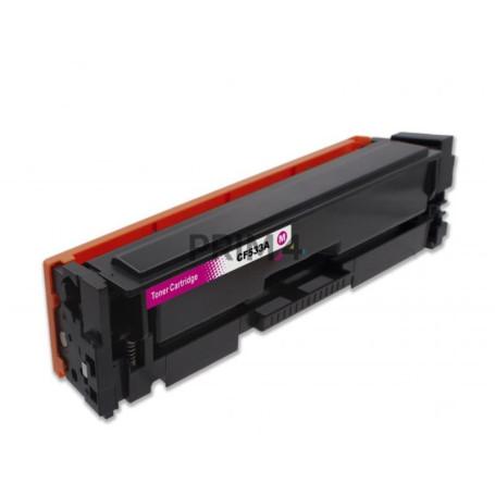CF533A 205A Magenta Toner Compatibile con Stampanti Hp Pro MFP M180n, M181fw, M154a, M154nw -0.9k Pagine