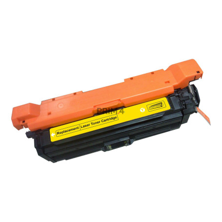 CE342A 651A Giallo Toner Compatibile con Stampanti Hp M700, M775, M775dn, M775f, M775z, M775z+ -16k Pagine