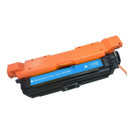 CE261A 648A Ciano Toner Compatibile con Stampanti Hp CP4020, CP4025, CP4525, CP4500, CP4000 -11k Pagine