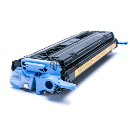 Q6002A Giallo Toner Compatibile con Stampanti Hp 1600/2600N/2605, Canon LBP5000/5100 -2.5k Pagine