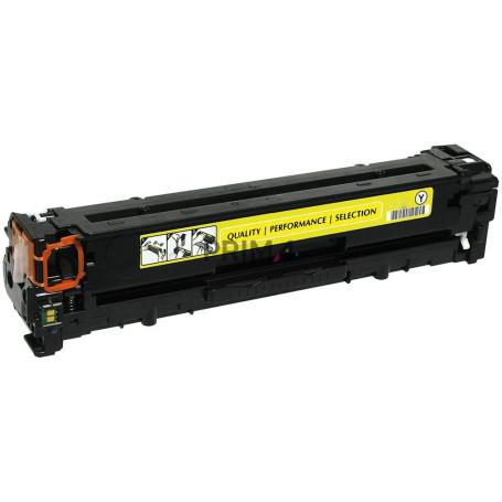 53/41/382A Giallo Toner Compatibile con Stampanti Hp/Canon CC532A/CE412A/CF382A -2.8k Pagine