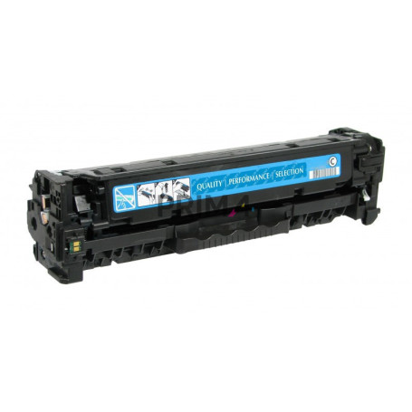 53/41/381A Cyan Toner Compatible with Printers Hp/Canon CC531A/CE411A/CF381A -2.8k Pages
