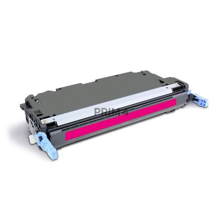 C9723A Magenta Toner Compatibile con Stampanti Hp 4600/4650, Canon LBP 2500 2510 -8k Pagine
