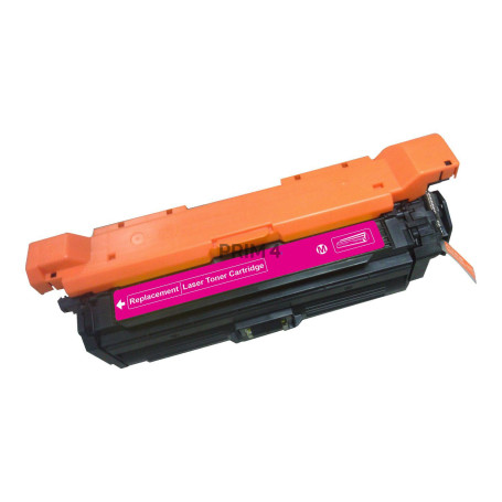 CF033A Magenta Toner Compatible with Printers Hp CM4540 MFP, CM4540F MFP, CM4540FSKM MFP -12.5k Pages