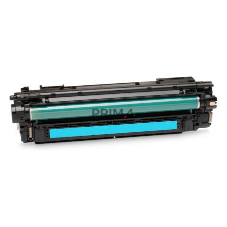 Q2671A Ciano Toner Compatibile con Stampanti Hp con chip 3500/3550 -4k Pagine