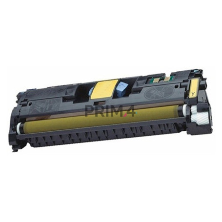 Q3962A Yellow Toner Compatible with Printers Hp 1500 2500N 2550 / Canon LBP5200 MF8180C -4k Pages