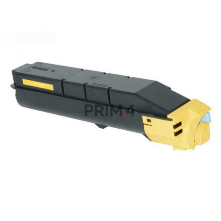 TK-8600Y 11T02MNANL Giallo Toner Compatibile con Stampanti Kyocera FSC8600DN, C8650DN, 8670DN -20k Pagine