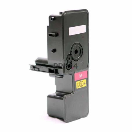TK-5230M 1T02R9BNL0 Magenta Toner Compatibile con Stampanti Kyocera con chip ECOSYS M5521, P5021 -2.2k Pagine