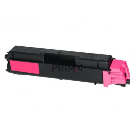 TK-5140M 1T02NRBNL0 Magenta Toner +Waste Box Compatible with Printers Kyocera M6530cdn, M6030cdn, P6130cdn -5k Pages