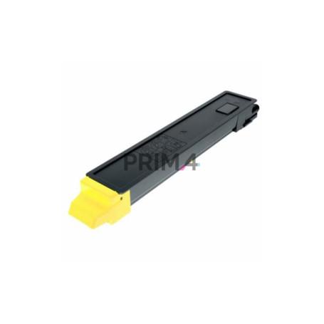 TK-895Y Giallo Toner Compatibile con Stampanti Kyocera FS-C8020MFP, C8025MFP, FS8520, FS8525 -6k Pagine