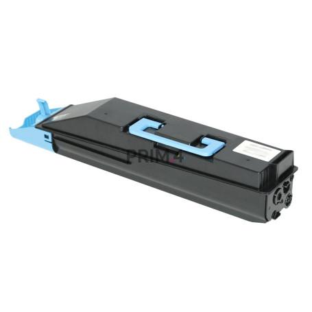 TK-865C Ciano Toner +Vaschetta Compatibile con Stampanti Kyocera Taskalfa 250CI, 300CI -12k Pagine