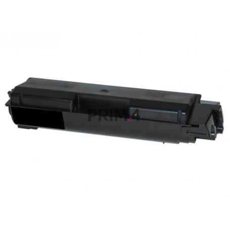TK-580BK 1T02KT0NL0 Nero Toner +Vaschetta Compatibile con Stampanti Kyocera FS-C5150DN, P6021CDN -3.5k Pagine
