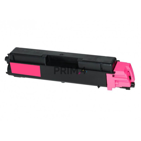TK-520M Magenta Toner Compatible with Printers Kyocera FS-C5015N -4k Pages