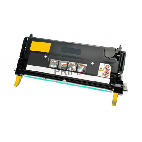 3110Y 593-10173 Yellow Toner Compatible with Printers Dell 3110 CN, 3115 CN -8k Pages