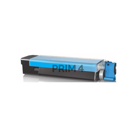 3100CNC 593-10061 K4973 Cyan Toner Compatible with Printers Dell 3XX0 3100 CN -4k Pages