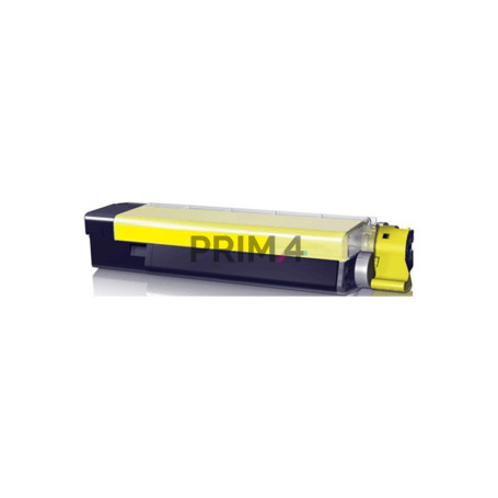 3100CNY 593-10063 K4974 Yellow Toner Compatible with Printers Dell 3XX0 3100 CN -4k Pages