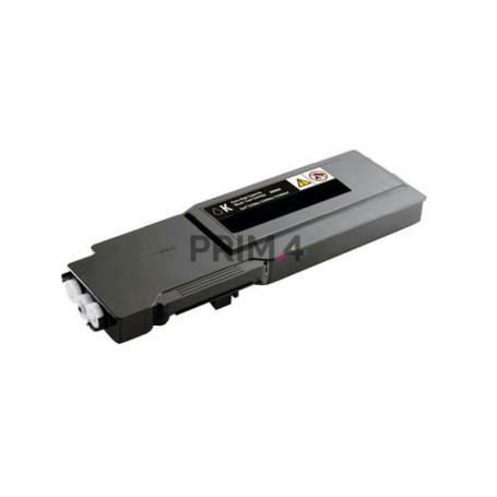 3760BK 593-11119 Black Toner Compatible with Printers Dell C3760N, 3760DN, 3765DNF -11k Pages