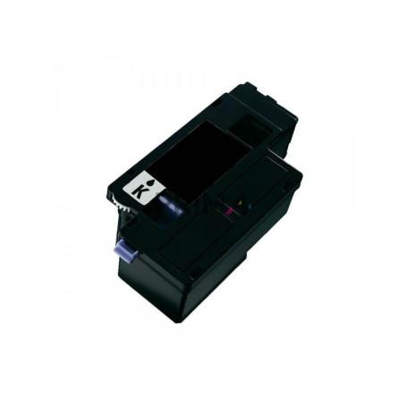 1250BK 593-11016 Nero Toner Compatibile con Stampanti Dell 1250c, 1350cnw, 1355cnw -2k Pagine