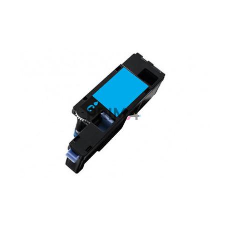 1250C 593-11021 Ciano Toner Compatibile con Stampanti Dell 1250c, 1350cnw, 1355cnw -1.4k Pagine