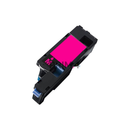 1250M 593-11018 Magenta Toner Compatible with Printers Dell 1250c, 1350cnw, 1355cnw -1.4k Pages