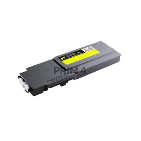 2660Y 593BBBR Giallo Toner Compatibile con Stampanti Dell C2660dn, C2665dnf -4k Pagine