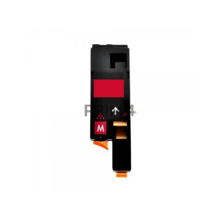 C1700M S050612 Magenta Toner Compatibile con Stampanti Epson CX17NF, CX17FW, C1700, C1750N, C1750W -1.4k Pagine