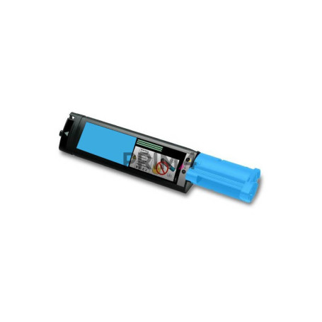 C1100C S050189 Cyan Toner Compatible with Printers Epson with Chip Aculaser C1100N -4k Pages