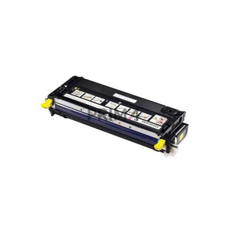 C3800Y S051124 Giallo Toner Compatibile con Stampanti Epson C3800N, C3800 DN, C3800 DTN -9k Pagine