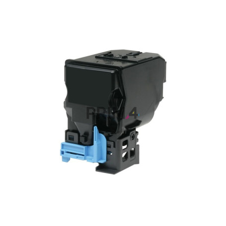 C3900BK S050593 Nero Toner Compatibile con Stampanti Epson CX37DNF, CX37DTN, C3900TN, C3900DTN -6k Pagine