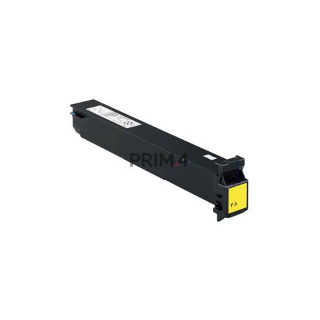 TN-611Y Yellow Toner Compatible with Printers Konika Minolta Bizhub C451, C550, C650 -27k Pages