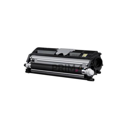 1600BK A0V301H Nero Toner Compatibile con Stampanti Konika Minolta 1600W 1650EN 1680MF 1690MF -2,5k Pagine