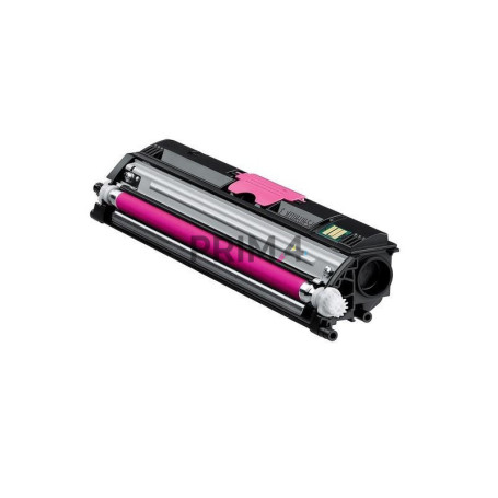1600M A0V30CH Magenta Toner Compatible with Printers Konika Minolta 1600W,1650EN,1680MF,1690MF -2,5k Pages