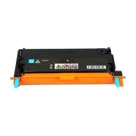 113R00723 Ciano Toner Compatibile con Stampanti Xerox Phaser 6180 -6k Pagine