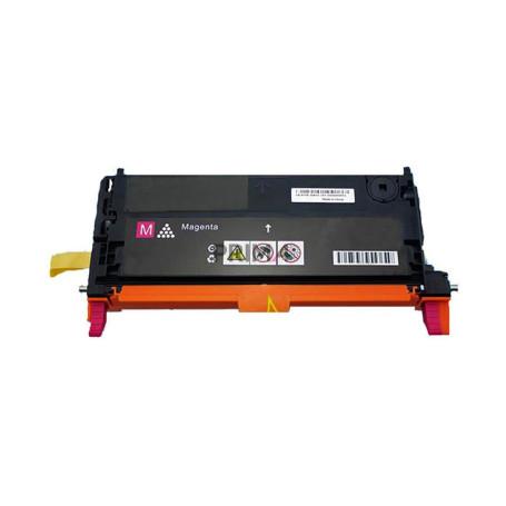 113R00724 Magenta Toner Compatibile con Stampanti Xerox Phaser 6180 -6k Pagine