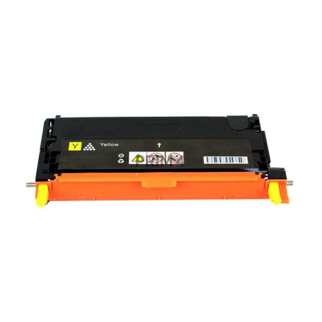 113R00725 Yellow Toner Compatible with Printers Xerox Phaser 6180 -6k Pages