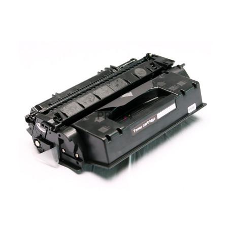719H 505XXL Toner Compatibile con Stampanti Hp / Canon P2050, P2055, LBP6300, 6650, MF 419 -13k Pagine