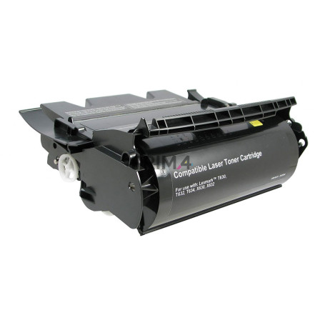 12A746200 12A7365 Toner Compatible with Printers Lexmark T630, T632, T634, T630N, T632N -32k Pages