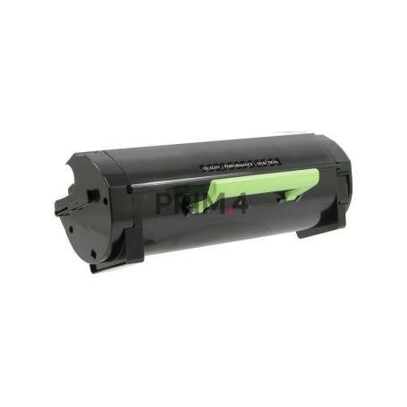 60F2H00 Toner Compatibile con Stampanti Lexmark MX310, MX410, MX510, MX511, MX611 -10k Pagine