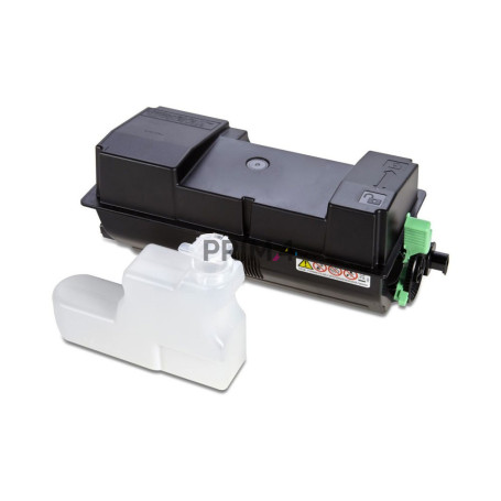 MP601 407824 Toner +Waste Box Compatible with Printers Ricoh SPC5300, C5310, MP501, 601 -25k Pages